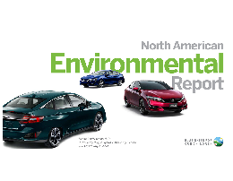 North America Environmental Report