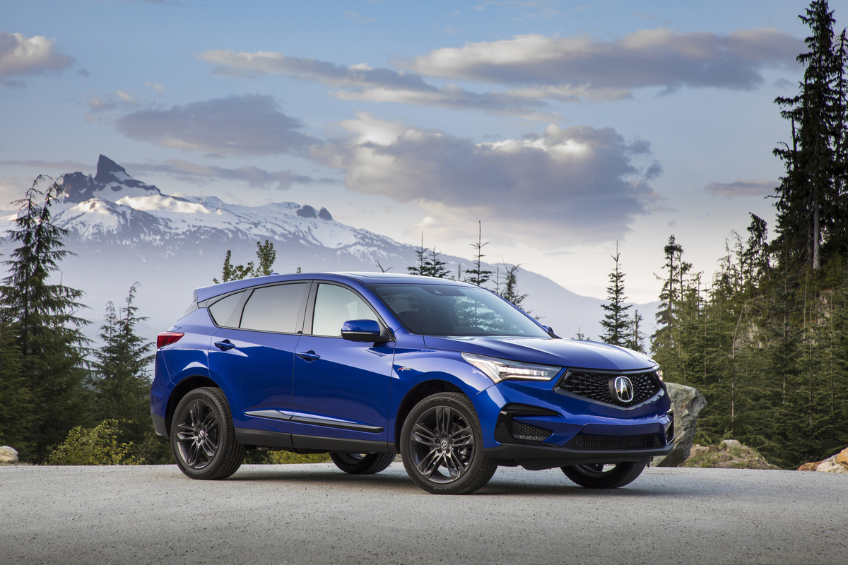2019 Acura Rdx America S Best Selling Compact Luxury Suv Earns
