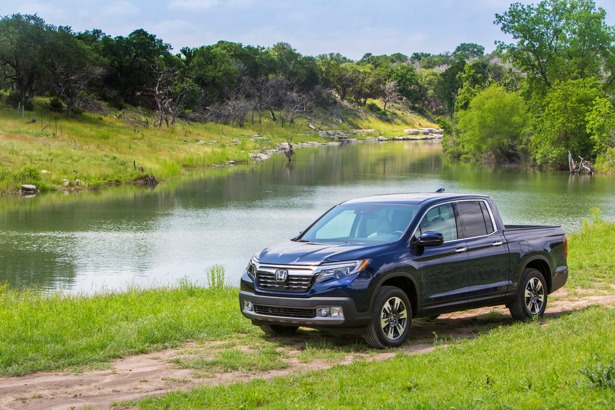 Honda Ridgeline Named To Car And Driver Magazine List Of The 2019