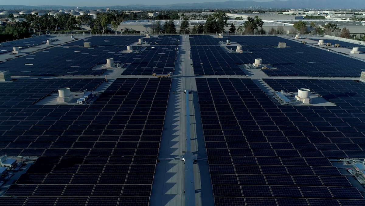 Honda Installs One Of Southern Californias Largest Corporate Owned On Site Solar Arrays In Expansion Renewable Energy Commitment