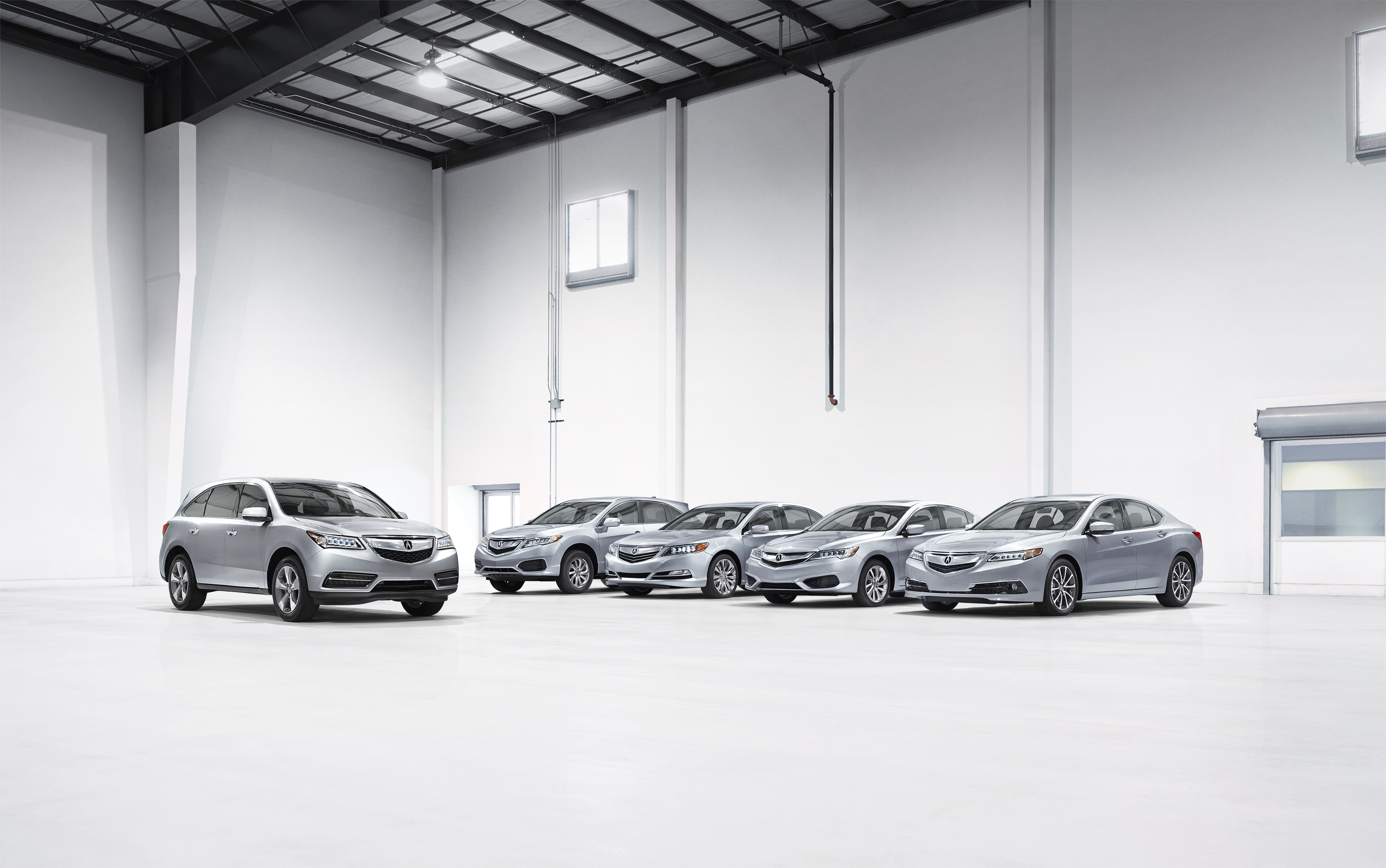 More Than Half of Acura's U.S. Vehicle Sales in nd's 30-year ... Acura Years on