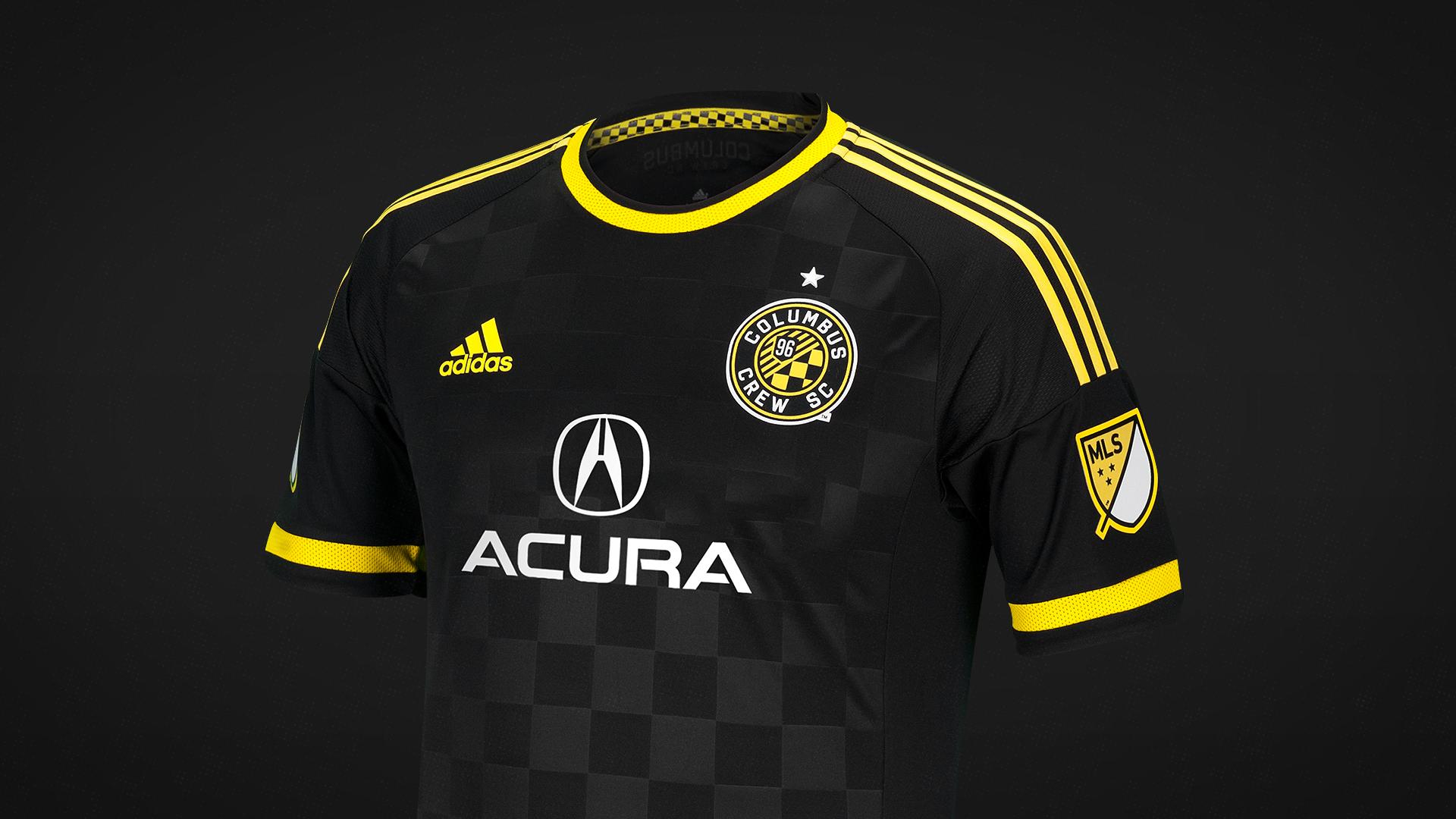 Acura Named Jersey Sponsor of Major League Soccer s Columbus Crew SC