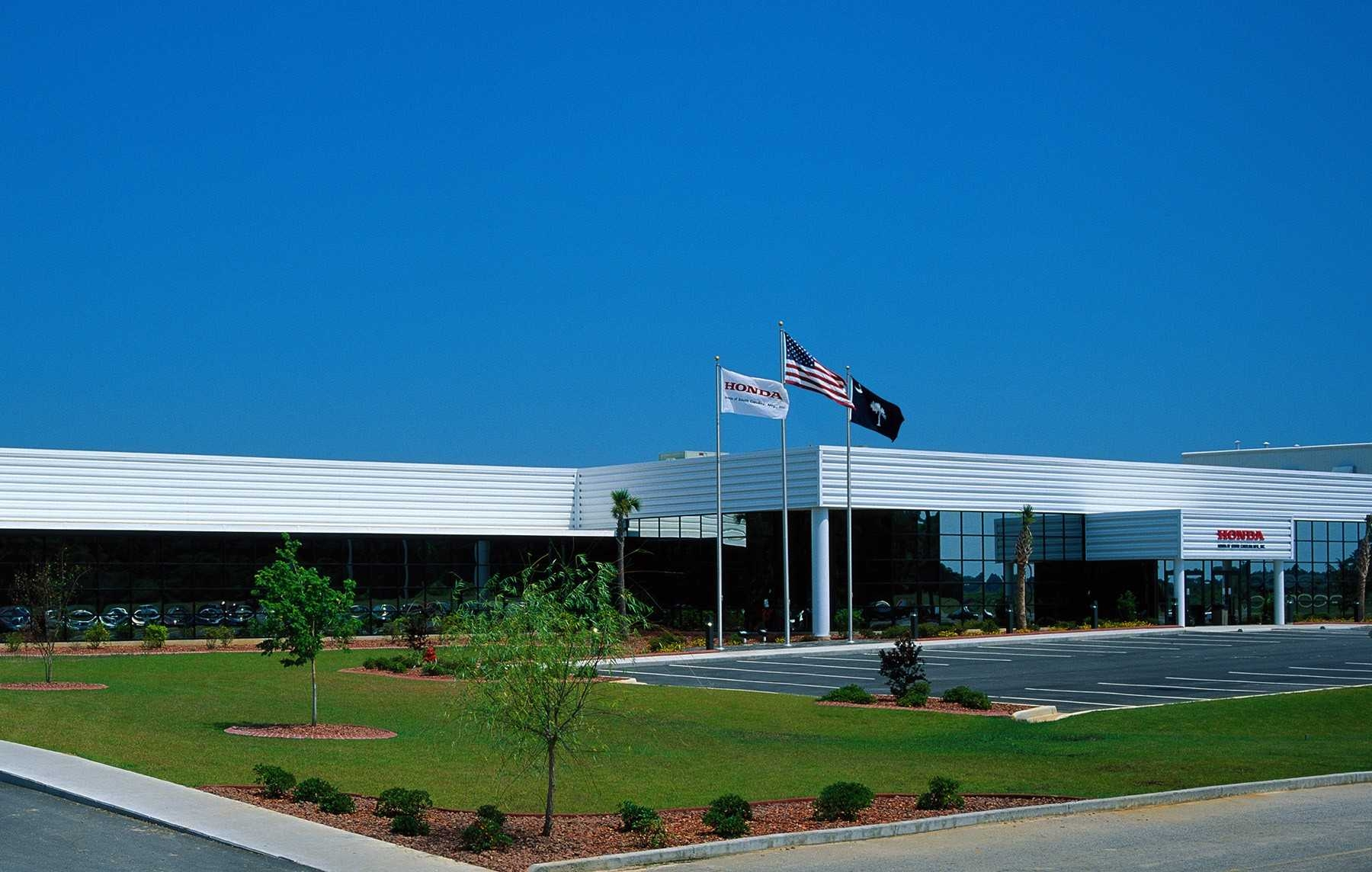 Honda Of South Carolina Creates 250 Jobs With 45 Million Plant Expansion And Innovation Project