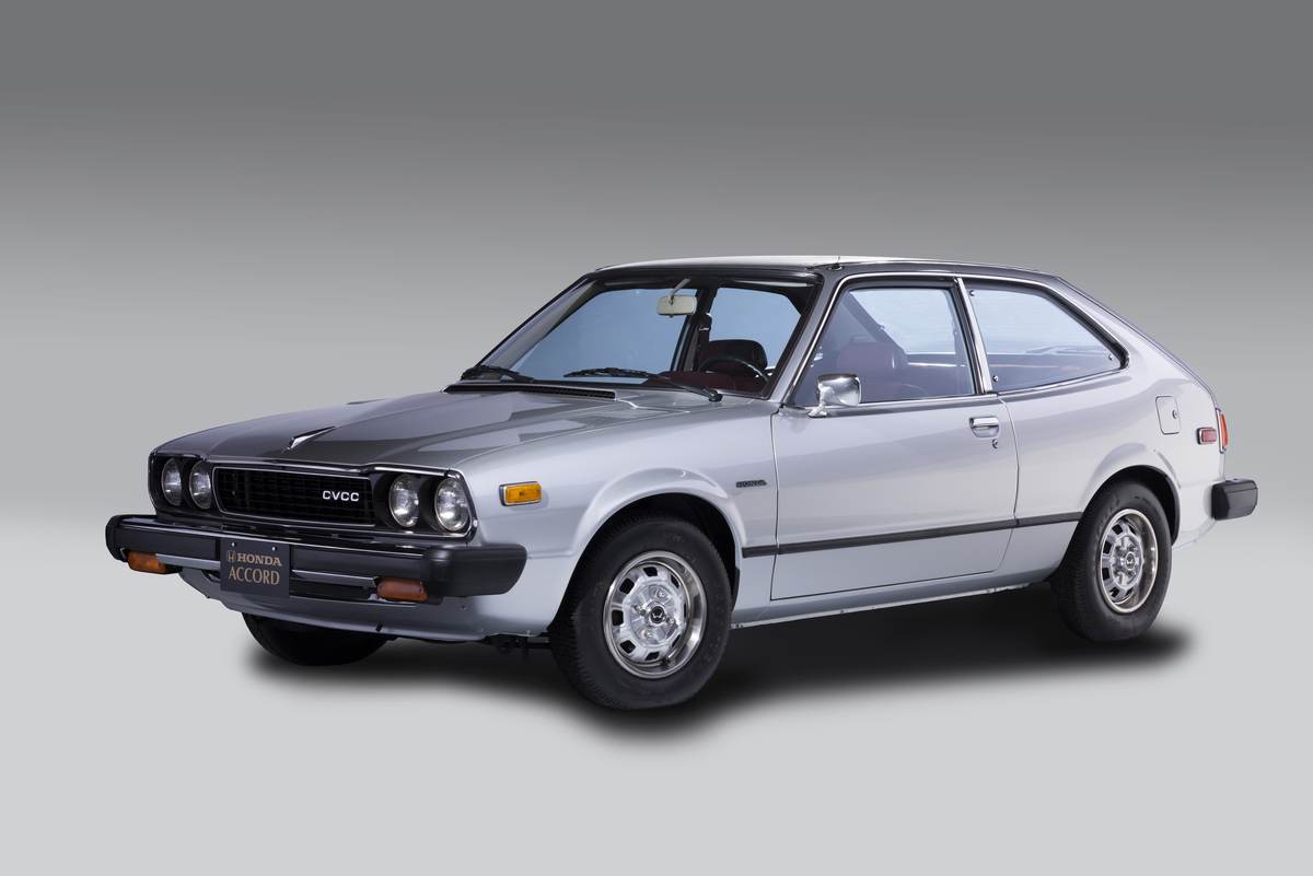 Honda Celebrates Four Decades Of Accord Americas Best Selling Car