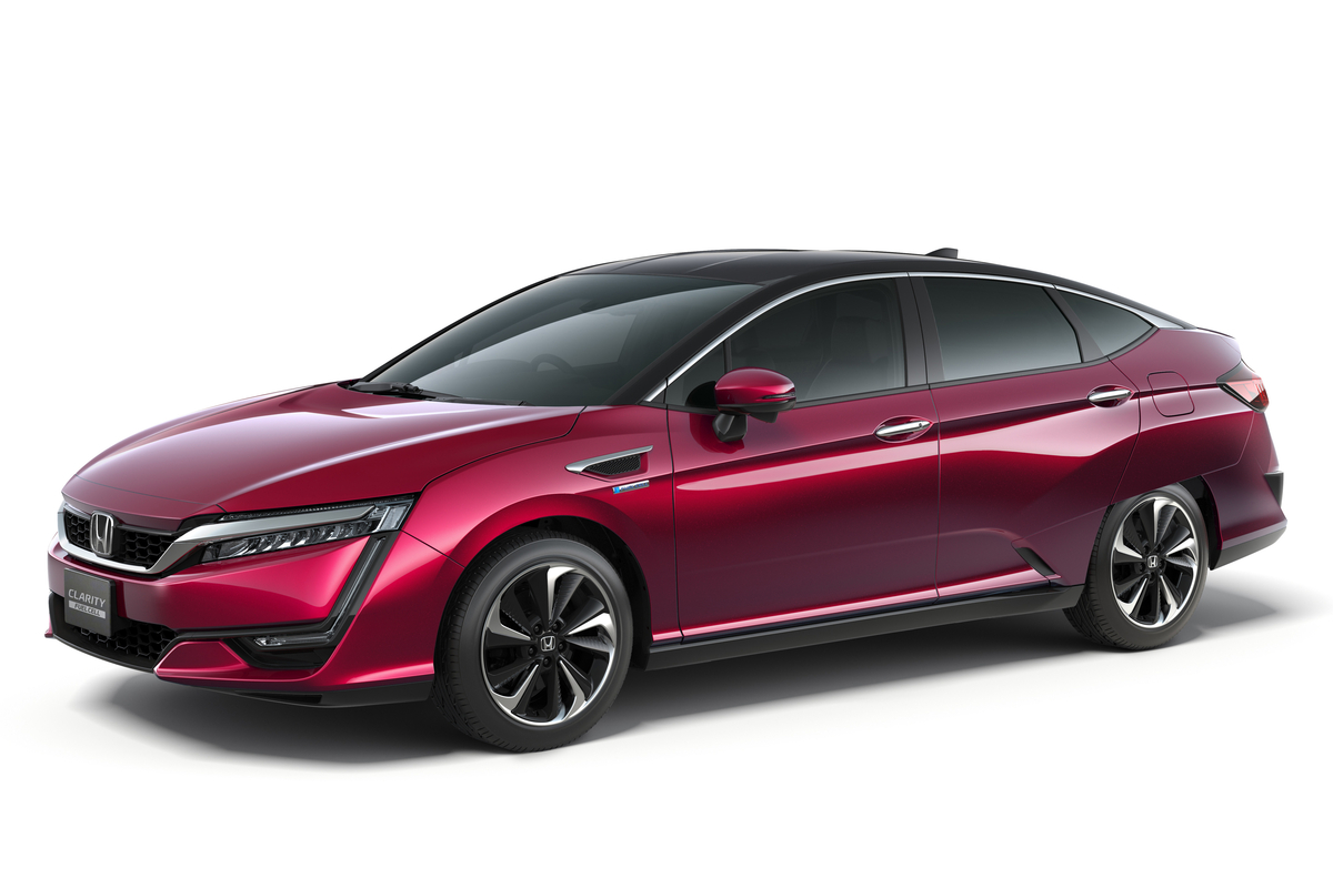 Honda Takes Bold Step With Clarity Series Fuel Cell Battery Electric And Plug In Hybrid Variants To Leverage Common Platform