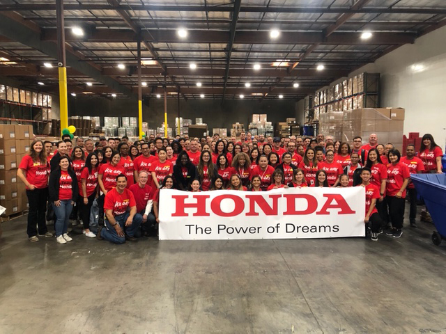 Honda North America >> Team Honda Week Of Service To Conduct Record Number Of Community