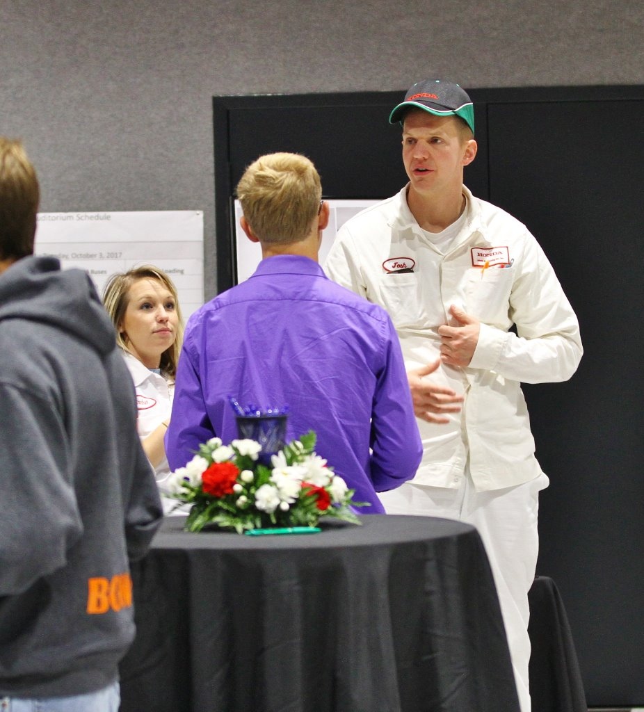 Honda Opens Factory Doors To Students On National