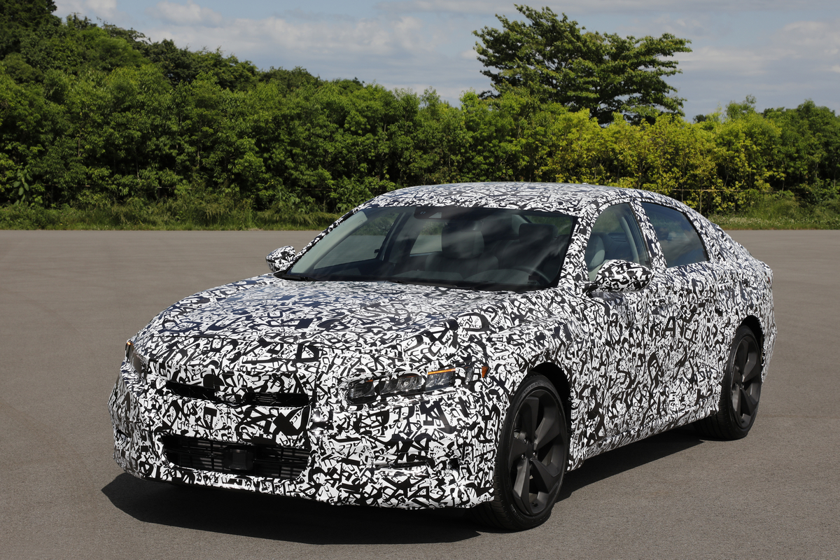All New 10th Generation Honda Accord Launching This Year With Advanced Powertrain Lineup