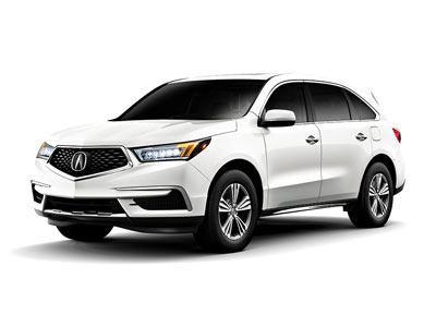 Acura MDX PMC Edition