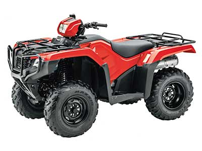 All-Terrain Vehicles (ATVs)