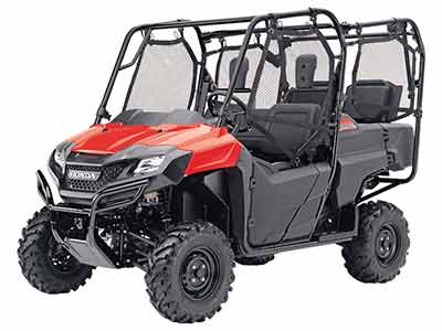 Side x Side Utility Vehicles